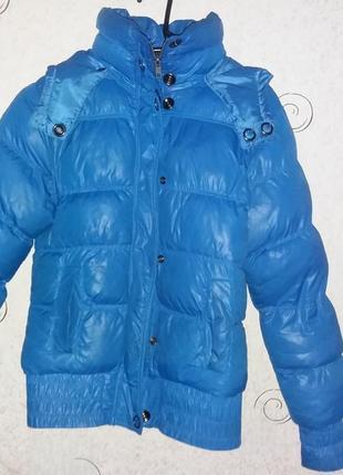 Суперовая спортивная куртка exe unltd.