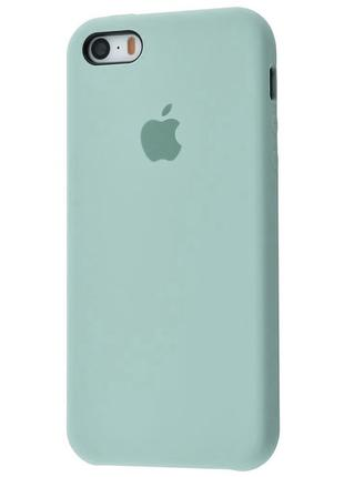Чехол Original Case для Apple iPhone 5 / 5S / SE Light Green (...
