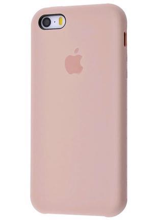 Чехол Original Case для Apple iPhone 5 / 5S / SE Nude (arbc8179)