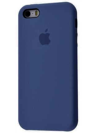 Чехол Original Case для Apple iPhone 5 / 5S / SE Blue Cobalt (...