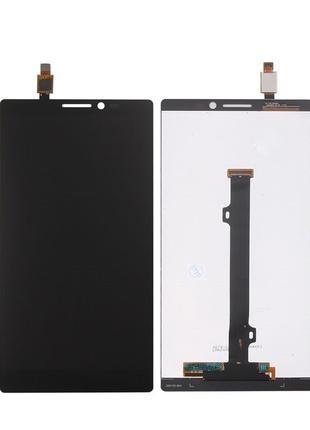 Дисплей для Lenovo K920 Vibe Z2 Pro с сенсором Черный (DH0774)