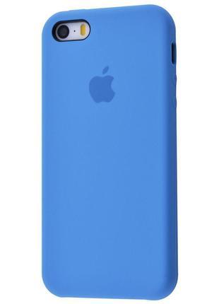 Чехол Original Case для Apple iPhone 5 / 5S / SE Blue (arbc8144)