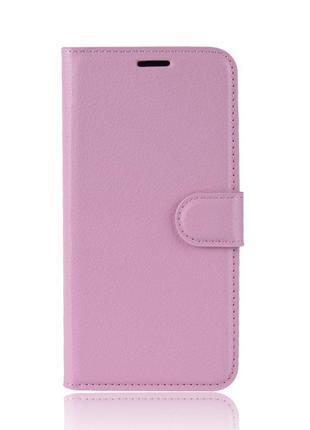 Чехол-книжка Litchie Wallet для Asus Zenfone 6 ZS630KL Pink (h...