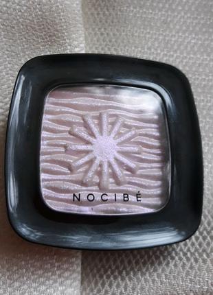 Новые перламутровые тени для век Nocibe Италия