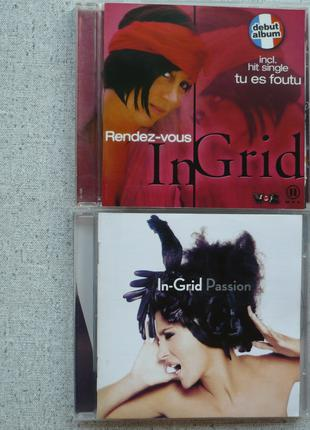 CD In-Grid - Rendez-vous (2003)/Passion (2009)