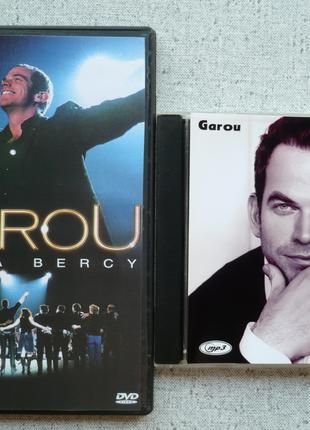 DVD-mp3 Garou