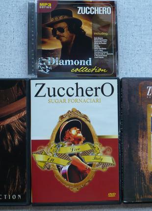 DVD-mp3 Zucchero