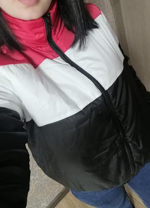Женская куртка осень весна