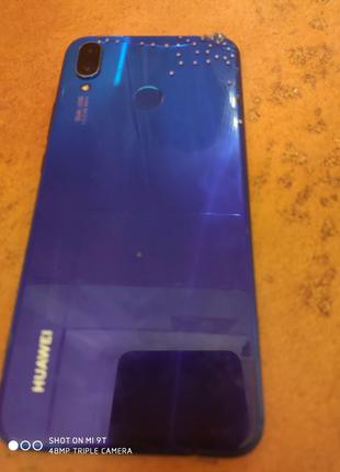 Телефон. Huawei P smart+