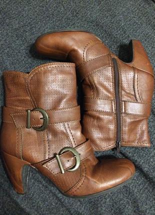 Tamaris ботинки ботильоны сапожки