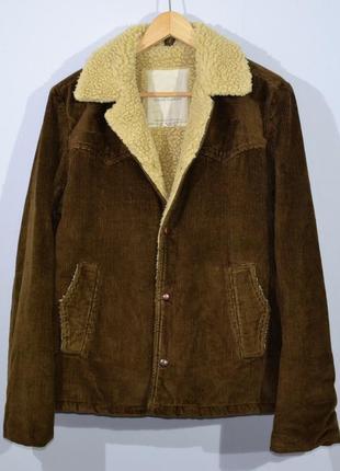 Шерпа ralph lauren denim supply sherpa jacket