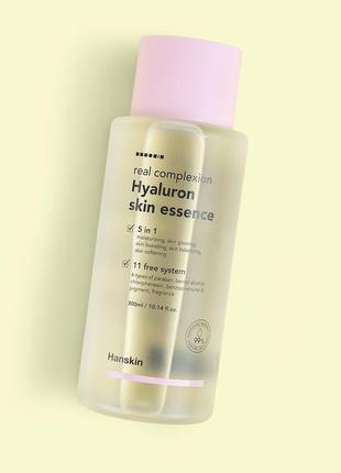 Эссенция с гиалуроновой кислотой hanskin hyaluron skin essence...