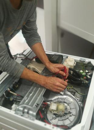 Ремонт стиральных машин на Борщаговках