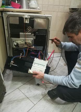 Ремонт посудомоечных машин на Борщаговках.
