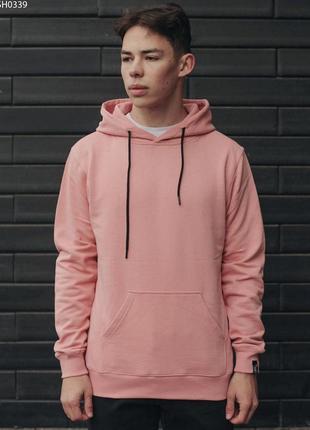 Толстовка staff pink basic