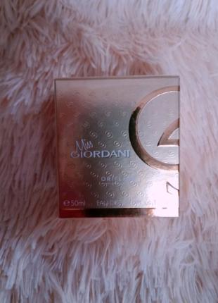 Парфумована вода Miss Giordani
