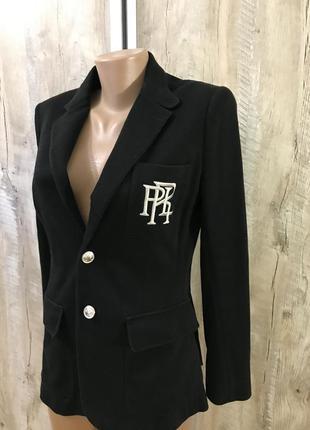 Шикарный люкс пиджак жакет блайзер классический ralph lauren polo