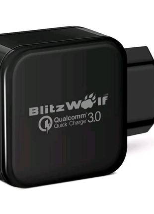 Зарядное устройство BlitzWolf BW-S6 с быстрой зарядкой АДАПТЕР НО