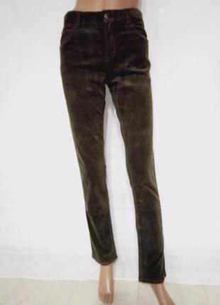 Вельветовые штаны на подростка, джинсы на мальчика