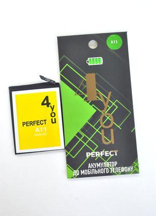 Аккумулятор для телефона Samsung A11/115 4you PERFECT
