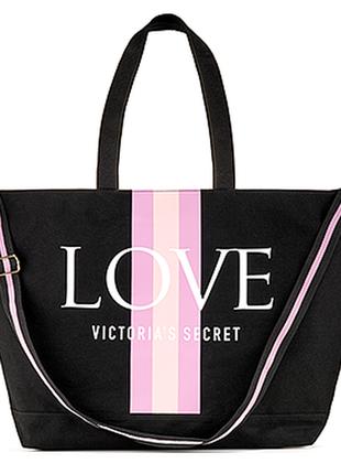 Пляжная дорожная сумка виктория сикрет victoria`s secret