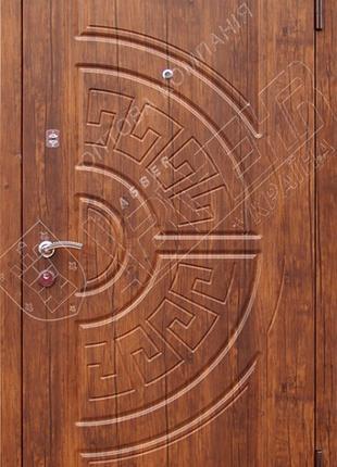 Входные двери в квартиру А №12