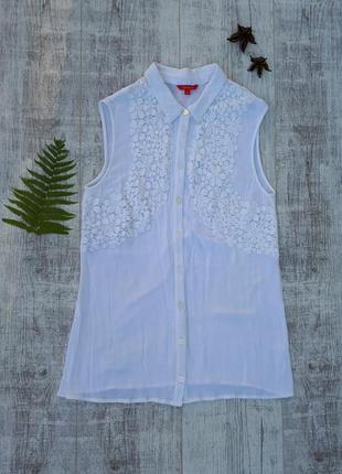 Белая блузка, рубашка