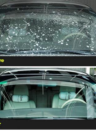 Таблетки для омывателя - Чистые стекла в автомобиле