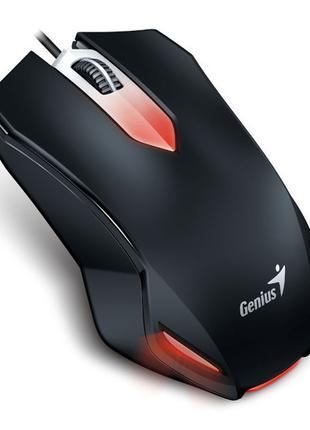 Мышь Genius X-G200 USB Black