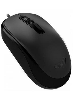 Мышь Genius DX-125 USB Black