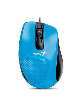 Мышь Genius DX-150X USB Blue-Black