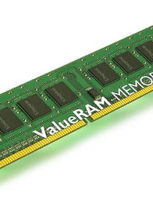 Оперативная память Kingston DDR3 4GB 1600MHz (KVR16N11S8/4)
