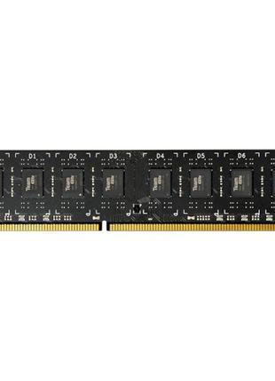 Оперативная память Team DDR3 4GB 1600MHz Elite (TED3L4G1600C1101)