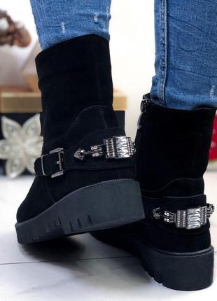 Теплейшие женские ботиночки