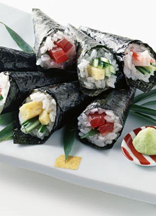 Водоросли нори. Все для суши