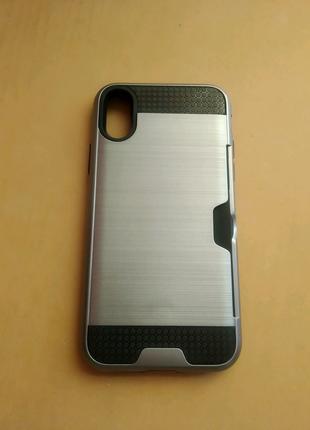 Противоударный чехол iPhone X / Xs