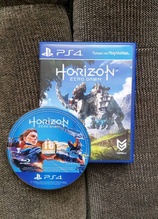 Horizon Zero Dawn RU