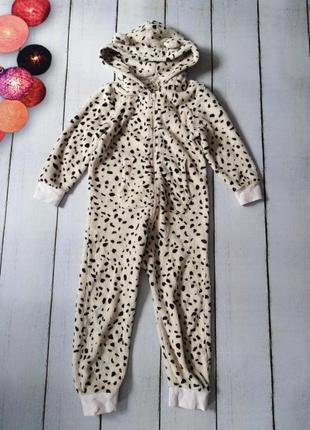 Наш кигуруми пижама слип очень теплый р. 110 next