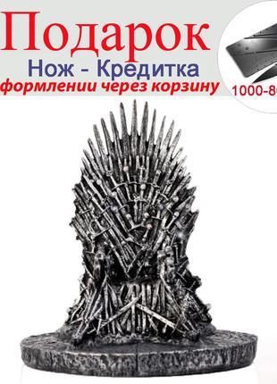 Модель Залізний Трон 17 см Game Of Thrones