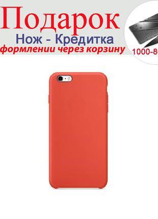 Чохол накладка для iPhone 6s Plus силіконова iPhone 6s Plus Че...