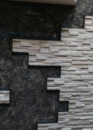 Декоративный камень плитка кирпич Верона