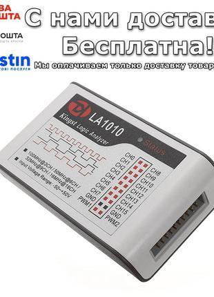 LA1010 100МГц 16 входов Логический анализатор