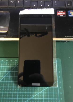 Дисплей для Huawei Mate 10 Lite, черный, с сенсорным экраном