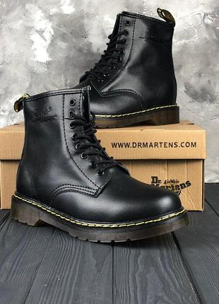 Стильные демисезонные ботинки dr.martens (осень-зима-весна)😍