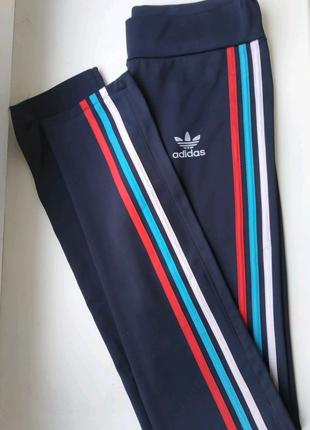 Спортивные штаны-лосины