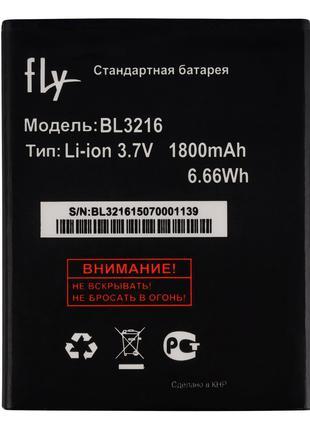 Аккумулятор к телефону Fly BL3216 1700mAh