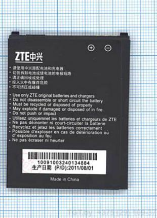 Аккумулятор к телефону ZTE MBP890E 1000mAh
