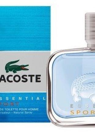 Мужская туалетная вода Lacoste (Лакоста)Essential Sport