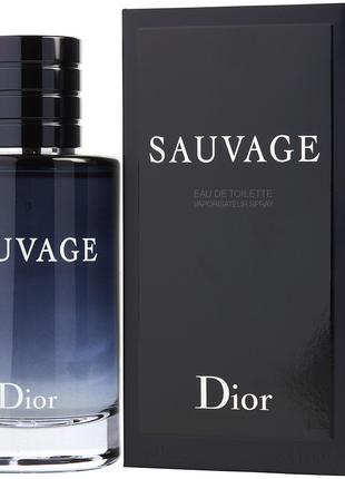 Christian Dior Sauvage мужская туалетная вода (Саваж)