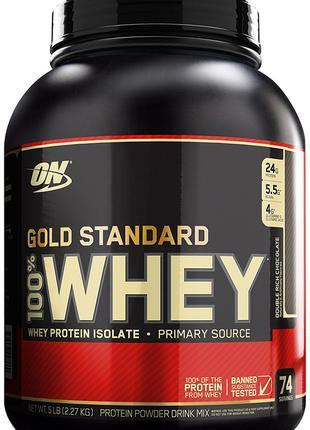 Сывороточный протеин Optimum Nutrition 100% Whey Gold Standard...